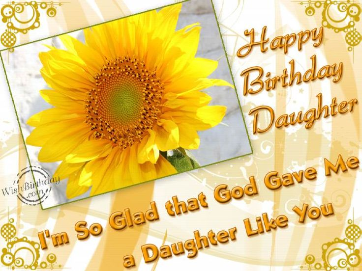 Birthday Wishes For Daughter Quotes 1000+ Daughters...