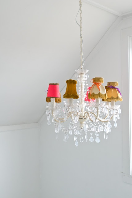 Quirky lampshade idea