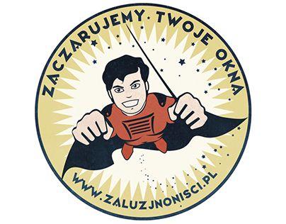 """Check out new work on my @Behance portfolio: """"Projekt wlepki - żaluzjoniści.pl"""" http://be.net/gallery/44279119/Projekt-wlepki-zaluzjoniscipl"""