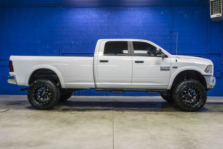 Lifted Longbox 2013 Dodge Ram 2500 Outdoorsman 4x4 For Sale At Northwest Motorsport