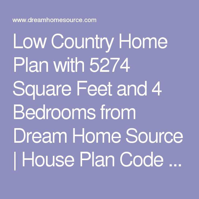 Dream Home Source: 5 Beds 4 Baths 3389 Sq/Ft Plan #84-732