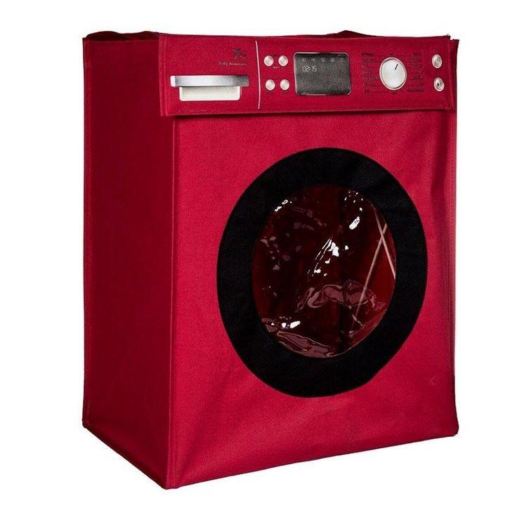 Cesto de Roupa Washing Machine - Várias Cores | Fábrica9