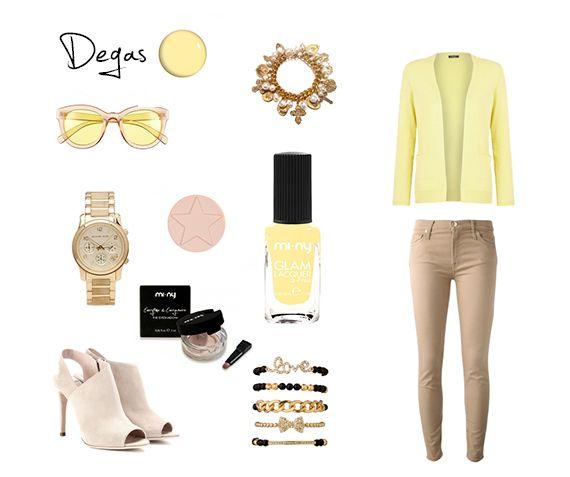 DEGAS Lo smalto Giallo PASTEL perfetto per far risaltare le vostre NAILS!!  SHOP ONLINE: http://www.minyshop.com/it/27-pastel    #miny #nailpolish #smalto #nails #glamour #fashion #madeinitaly #noanimaltesting #yellow #pastel #minycolors #minycosmetics #outfitoftheday #outfit #fashion #style