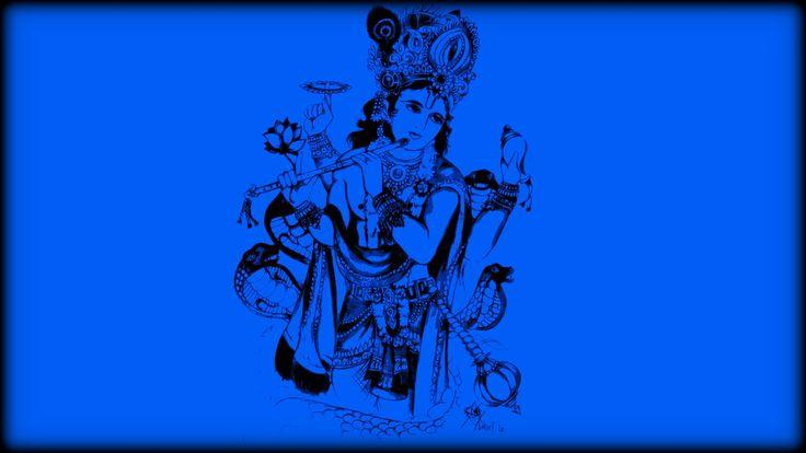 Lord Vishnu | Most Powerful | Chaturbhujam Mantra