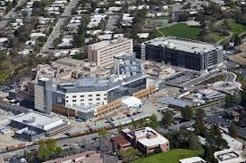 John Muir Hospital, Walnut Creek, California. Where my son was born.