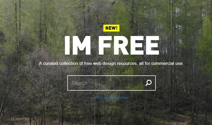 Découvrez des banques d'images gratuites pour trouver des photos libres de droit à utiliser dans vos créations graphiques et vos web design.