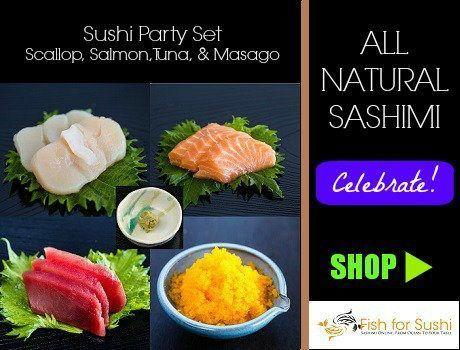 Fish for Sushi   Online Sashimi Store