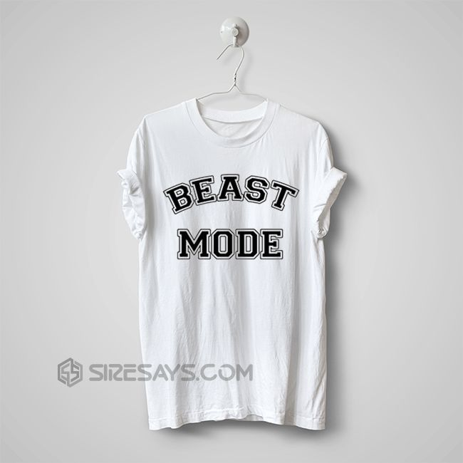 Beast Mode T Shirt, Make Your Own Tshirt     Get it here ---> https://siresays.com/Customize-Phone-Cases/beast-mode-t-shirt-make-your-own-tshirt-hand-made-item-cheap-tshirt/