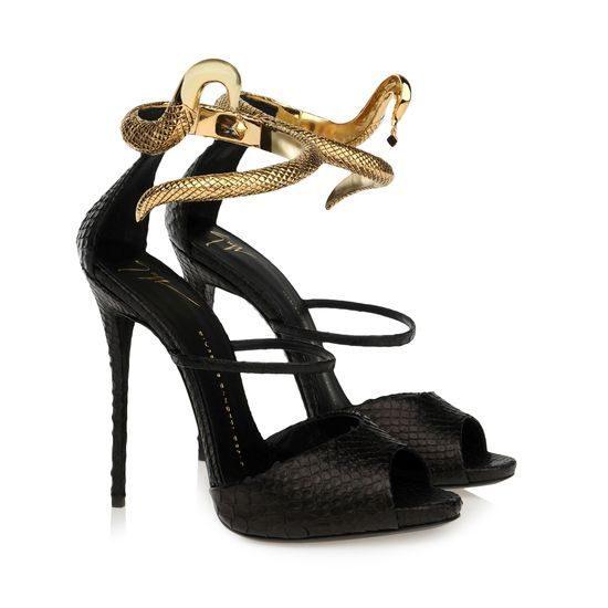 Sandals - Shoes Giuseppe Zanotti Design Women on Giuseppe Zanotti Design Online Store @@Melissa Nation@@ - Spring-Summer collection for men and women. Worldwide delivery. |  E40254 002