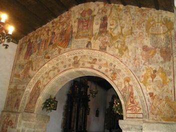Santa Mª de Seteventos.  O Saviñao (Lugo)