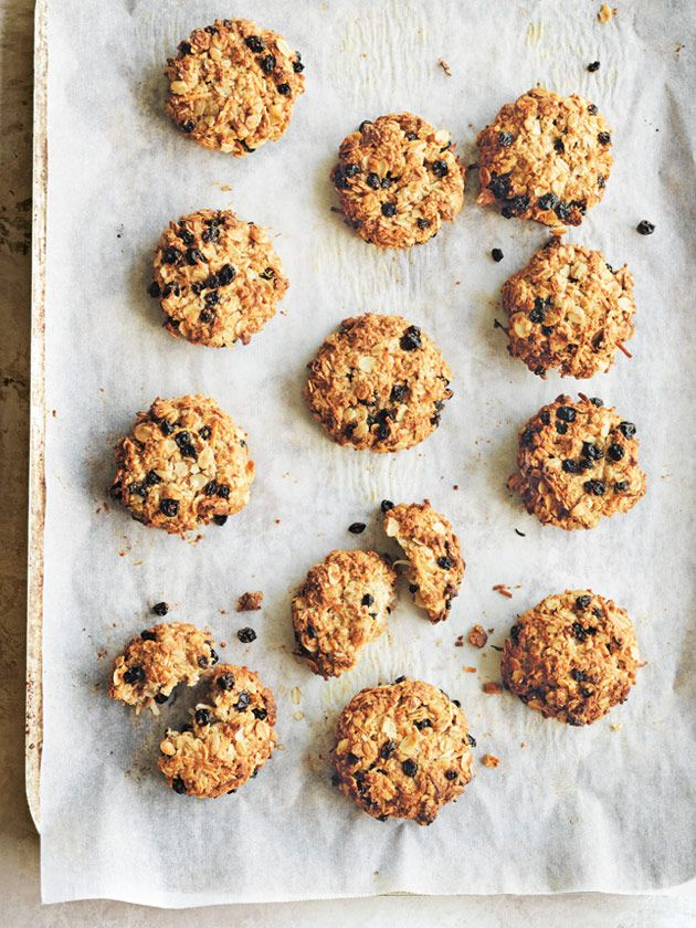 A breakfast cookie you can eat anytime and on the go for a quick morning fix.