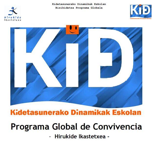 Crea y aprende con Laura: KIDE, un Programa Global de #Convivencia desde la ...
