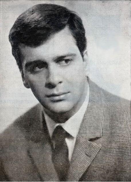"""Από το πρόγραμμα της παράστασης """"Λεωφορείον ο Πόθος"""" σε σκηνοθεσία Μήτσου Λυγίζου, θέατρο ΘΥΜΕΛΗ, Θεσσαλονίκη, χειμώνας του 1965."""