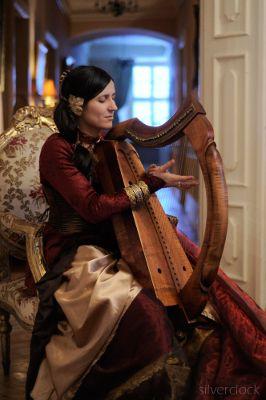 Harfiarka ukołysze:Płyta 'Suantraí-struna snu'  #crowdfunding #crowdfundingpl