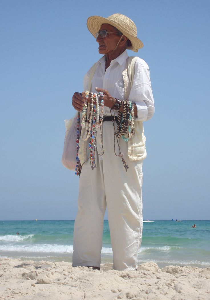 Sousse salesman by Driving Nomad at Pinterest 2007