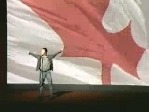 """Molson Joe Canadian """"I Am Canadian"""" rant"""