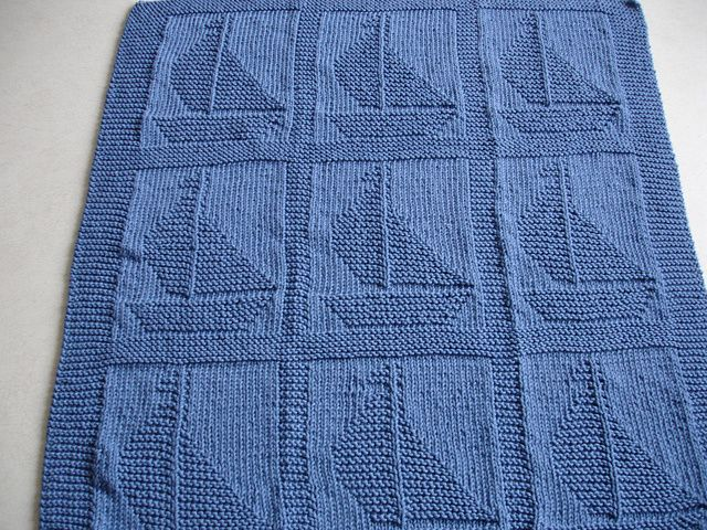 17 Best ideas about Baby Blanket Knitting Patterns on ...