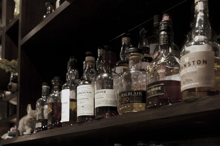 Whisky...