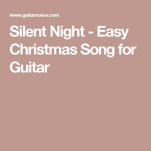 Harmonica harmonica tabs jurassic park : 1000+ ideas about Silent Night Guitar Chords on Pinterest | Vince ...