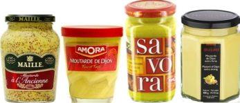 comment enlever une tache de moutarde