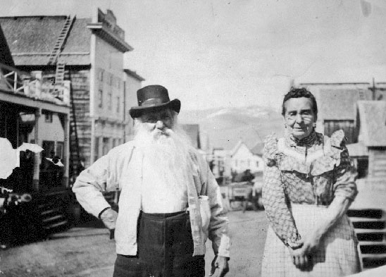 Barkerville citizens