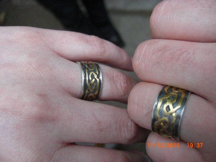 Anillos celtas