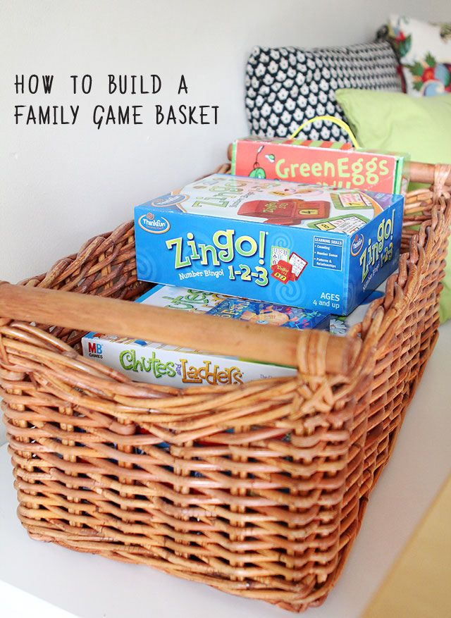 A great list for putting together a family game collection that will keep everyone laughing.
