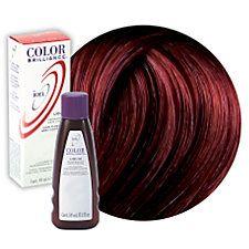 Ion Color Brilliance Liquid Hair Color 6rv Light Burgundy