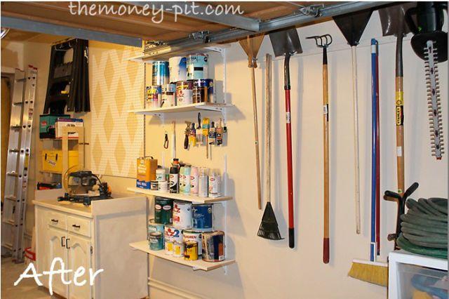 266 best Organized Garage/Car images on Pinterest | Organization ...