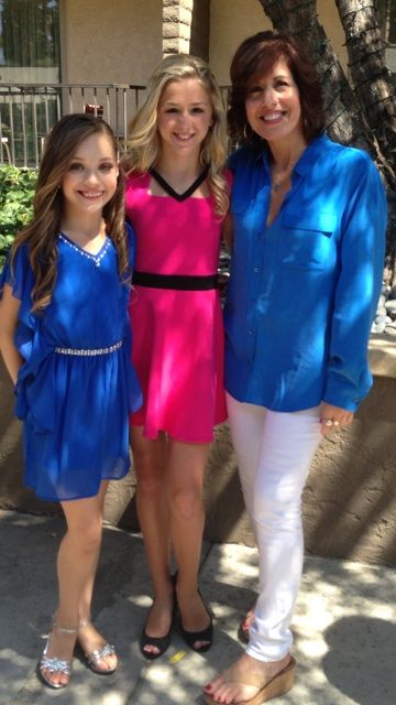 Chloe, Maddie, and Sally Miller