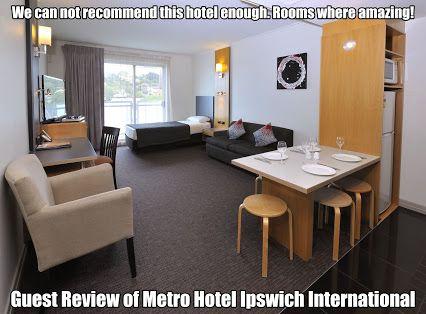 Metro Hotel Ipswich International - Google+