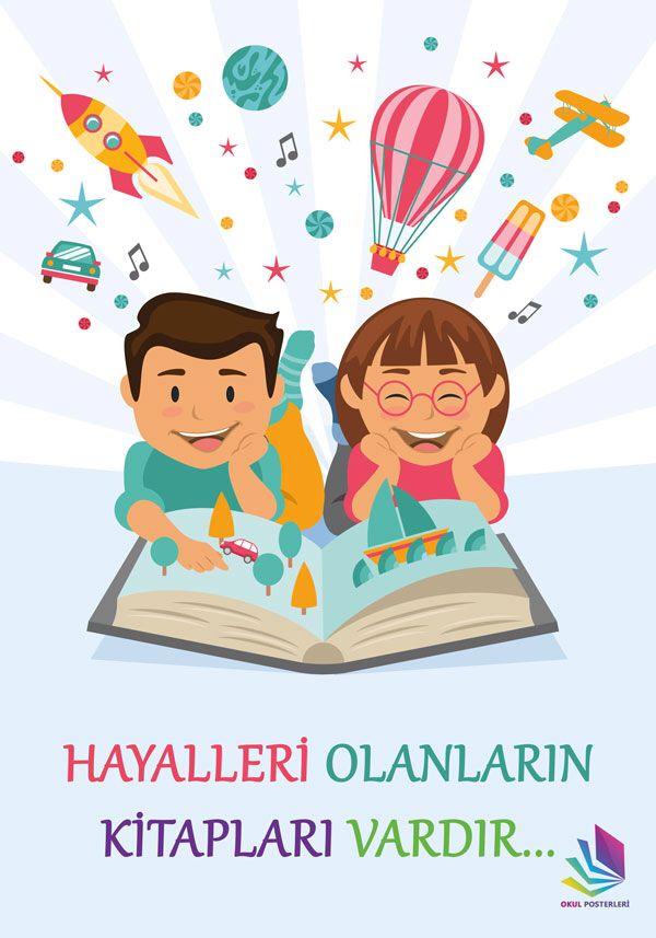 Kitap okumak 70x100