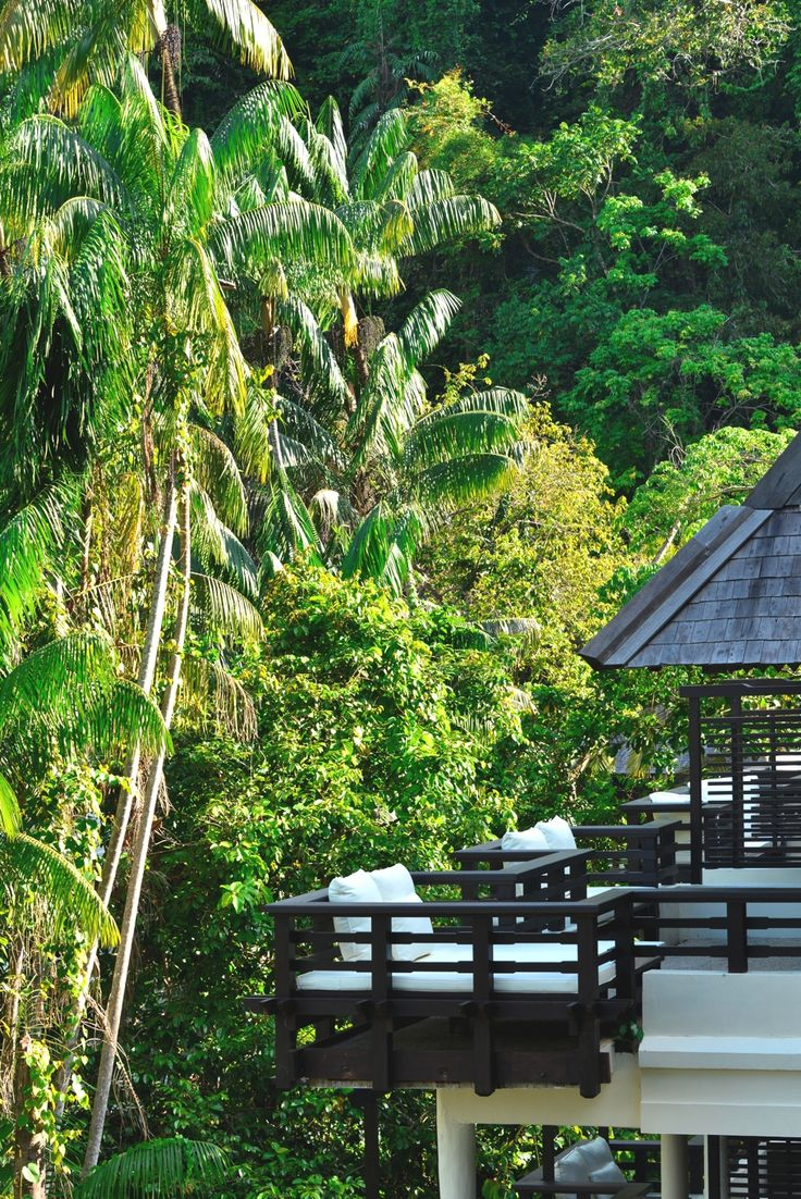 Gaya Island Resort a hidden gem off the coast of Kota Kinabalu in Borneo