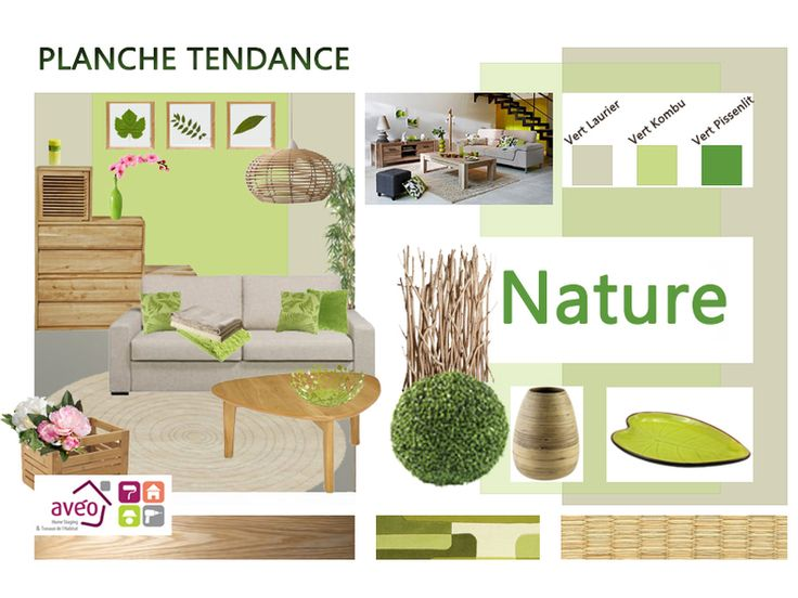 53 best images about planches de tendance on pinterest nature style and spring colors. Black Bedroom Furniture Sets. Home Design Ideas