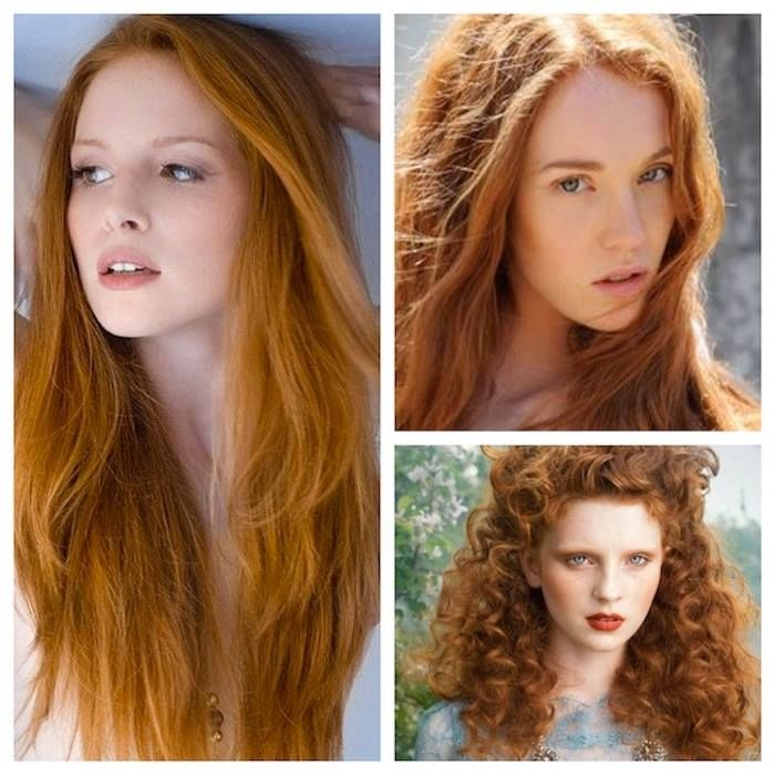 Hair Color Highlights For Redheads