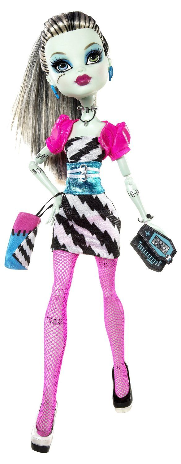 Mattel T6068 - Monster High - Dawn of the Dance - Frankie Stein: Amazon.de: Spielzeug