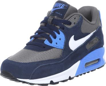 Nike Air Max 90 Youth GS blue grey