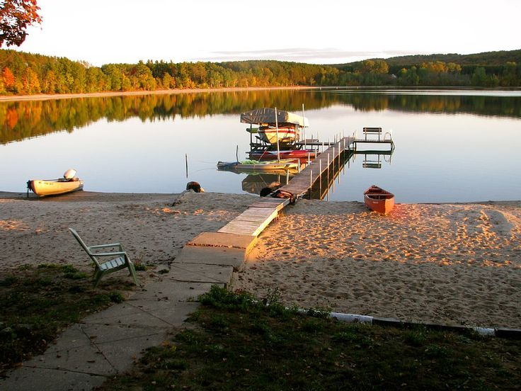 Cottage Vacation Rental In Lake Thumb From VRBO.com! #vacation #rental #