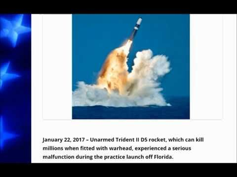 OOPS?: Britain Sub 'Fired Unarmed Trident Missile at the United States