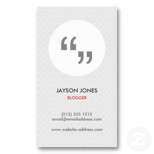 12 Best Personal Business Cards Images On Pinterest | Business