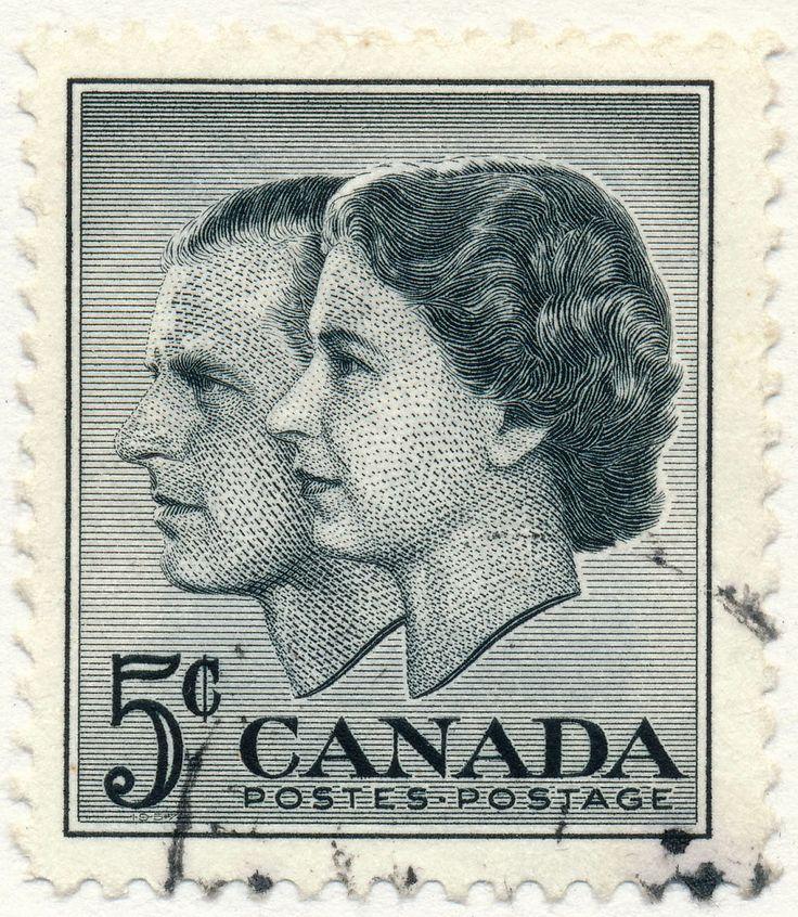 Royal visit, October 12-16, 1957 (issued 1957)