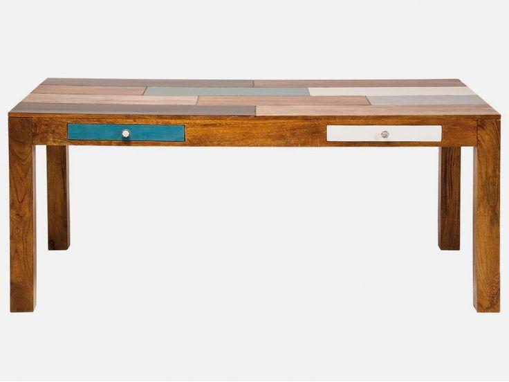 Stół Babalou II topola — Stoły — KARE® Design
