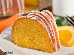 Orange Juice Cake | mrfood.com