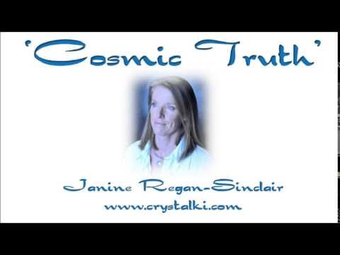 6. Cosmic Truth with DaEl Walker - Crystal Skulls   Janine Regan-Sinclair interviews DaEl Walker, Crystal Skull Guardian
