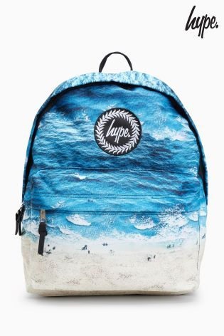 Hype Beach Backpack Next Wishlist Pinterest Beach Backpack
