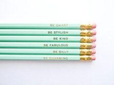 Pens & Pencils in Stationery & Party - Etsy Home & Living