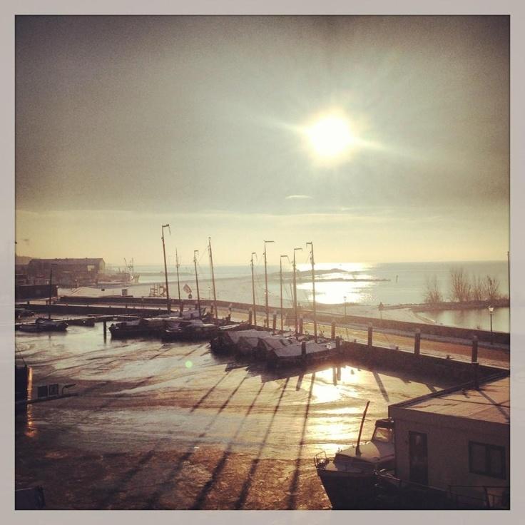 Winters Urk 2013 (rika molenaar/whatsapp)