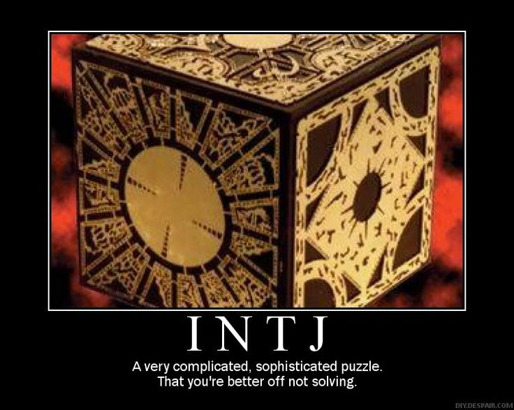 What the Heck is an INTJ? Cool article.