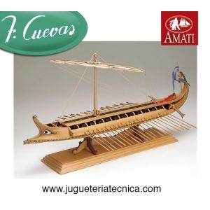 Kit Birreme Griega Amati 1404