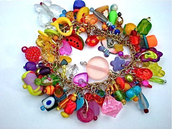 pretty colorful bracelet